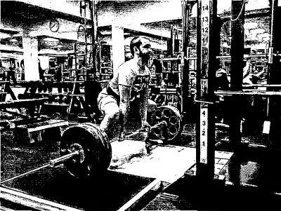 Становая тяга 155 кг (3 х 10) - Размер 439,45К, Загружен: 1