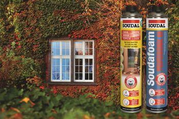 Как утеплить окна монтажной пеной