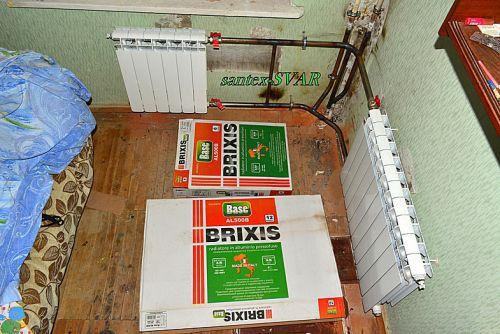 замена радиатора отопления - Размер 390,88К, Загружен: 0