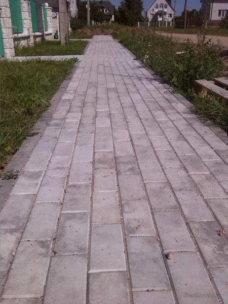 Технология укладки тротуарной плитки - Размер 477,89К, Загружен: 0