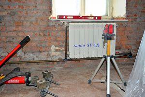 диагональное подключение радиатора отопления - Размер 351,67К, Загружен: 321