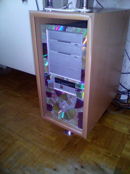 ccs 1 0 63467100 1449997528 thumb Применение старых компакт дисков | Школа ремонта | Статьи о ремонте квартир Фото