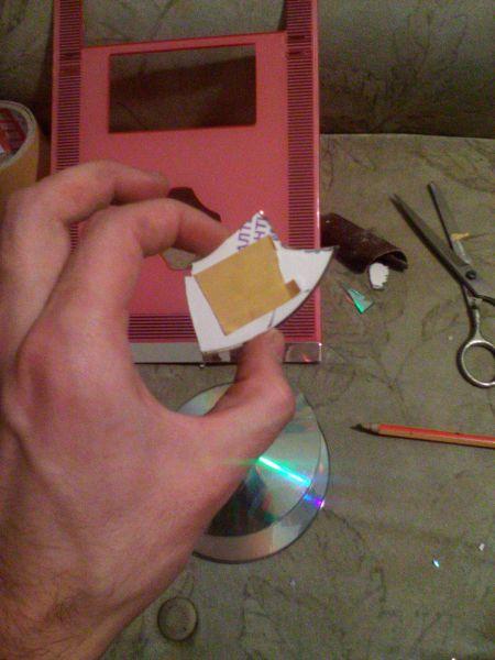 ccs 1 0 69936800 1449997526 thumb Применение старых компакт дисков | Школа ремонта | Статьи о ремонте квартир Фото