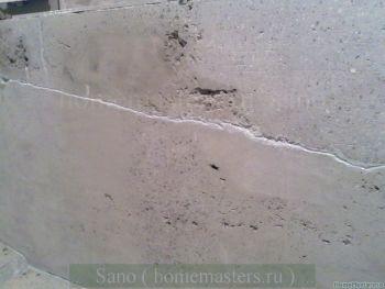 Ремонт бетонной чаши бассейна