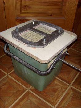 Система очистки плоских складчатых фильтров от пыли