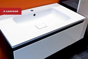 Мебель для ванной комнаты: предложения в салонах ТК «Ланской»