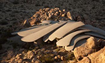 Дом в пустыне от архитектора Kendrick Bangs Kellogg. Desert House