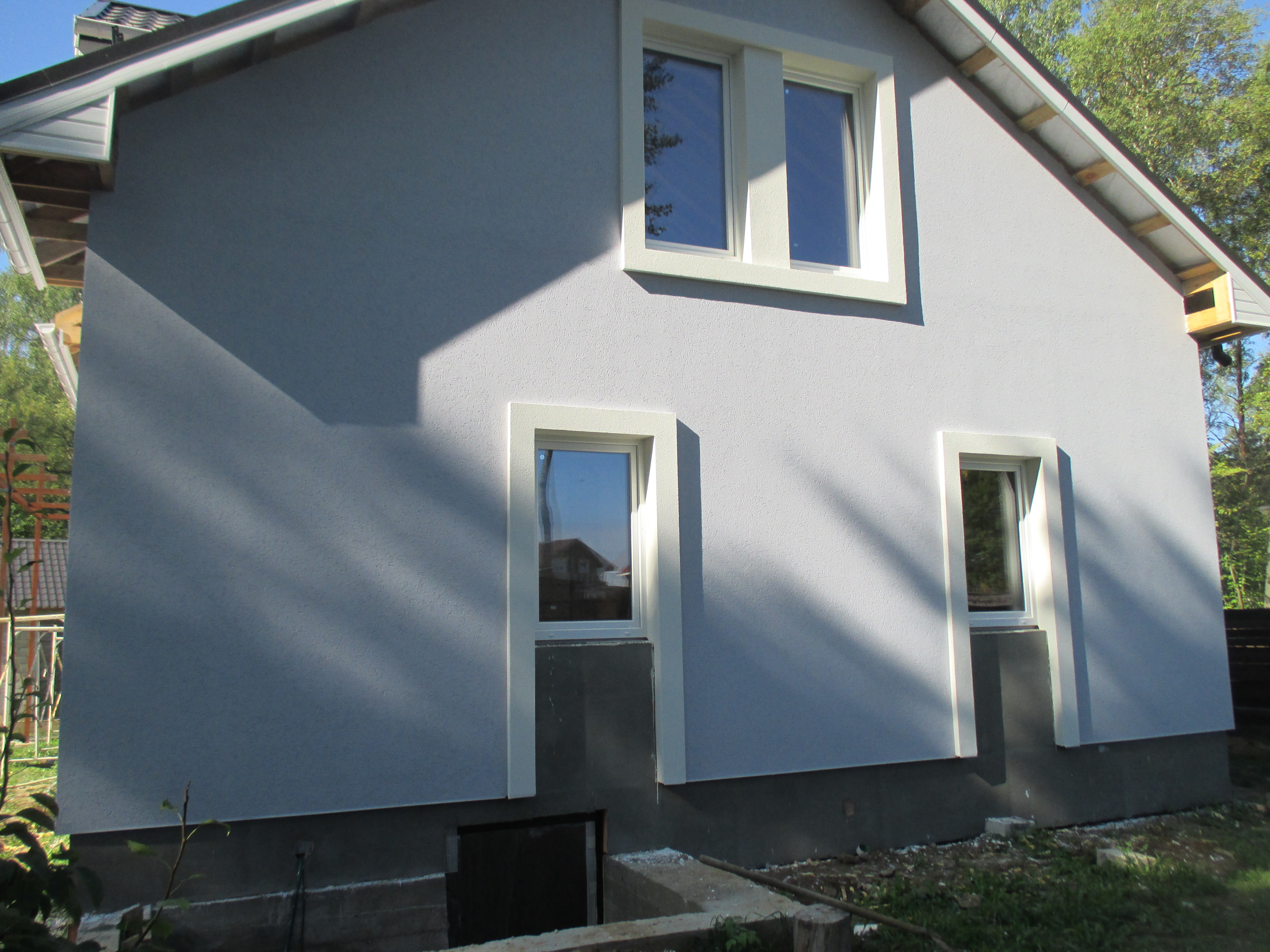картинки фасада дома пенопласт постоянно