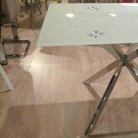 Обеденный стол Этюд из стекла
