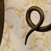 элемент кованого декора, ТК Ланской