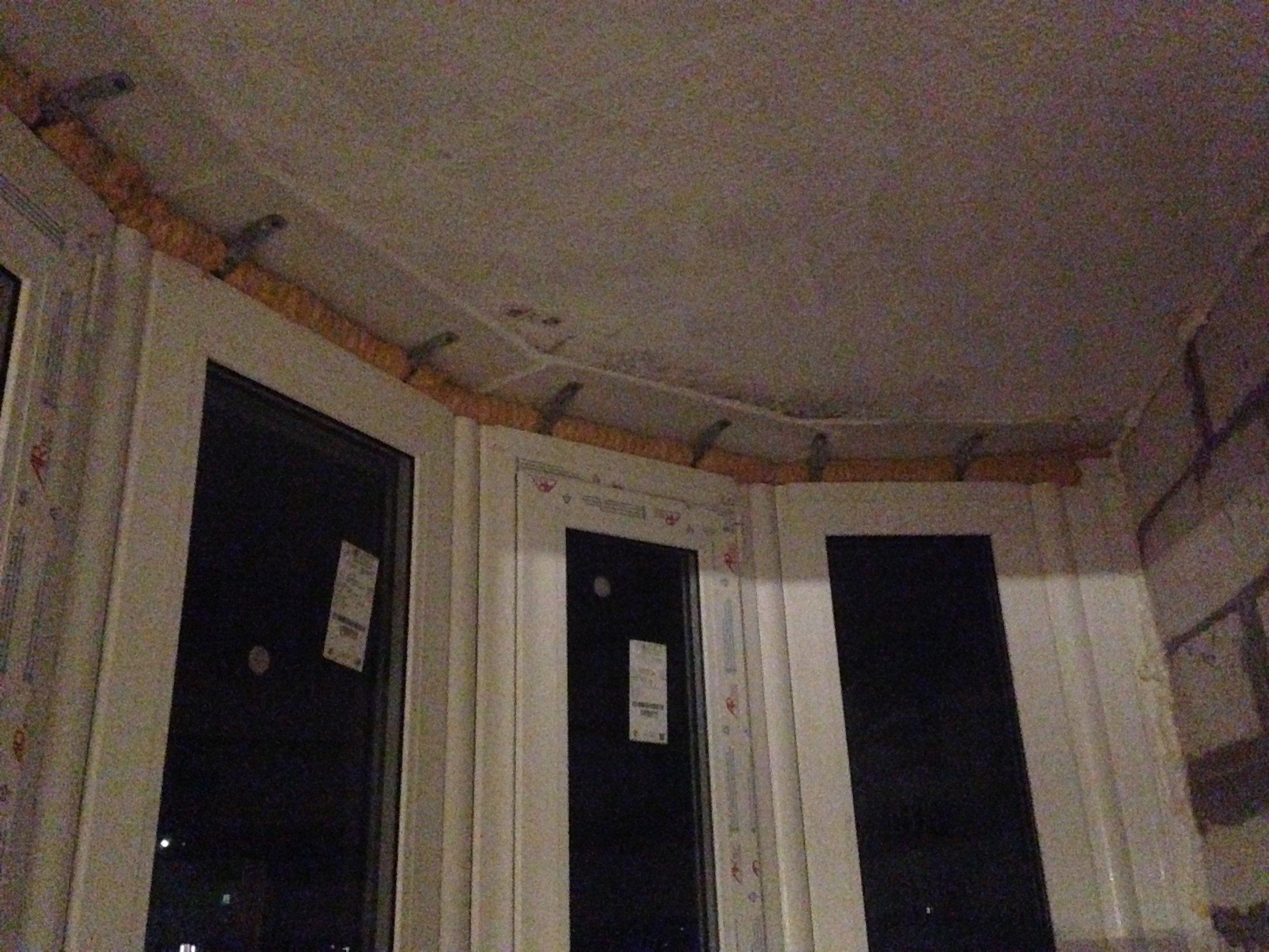 Утепление потолка лоджии ремонт и строительство школа ремонт.