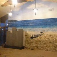Море в частном интерьере