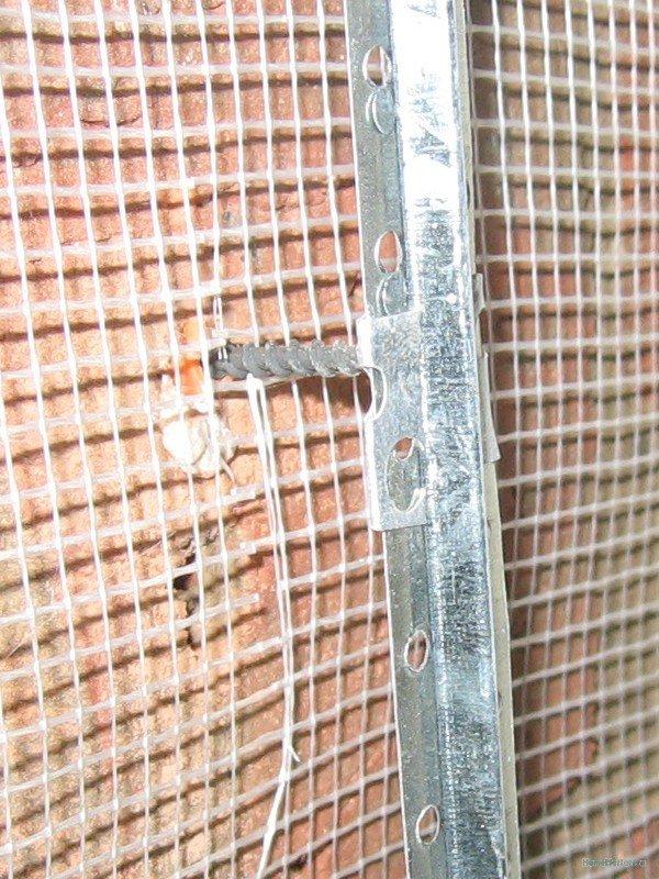 Маячок для штукатурки цементным раствором плотность цементного раствора марки 100
