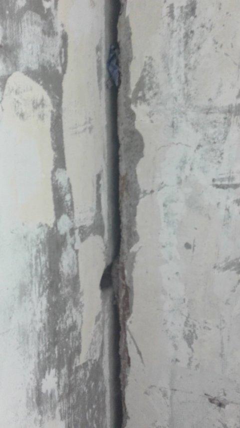 Гидроизоляция стены внутри квартиры