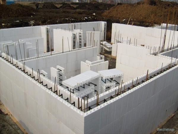 Монолитное строительство жилых комплексов | Загородный дом, дача, Коломна (фото)