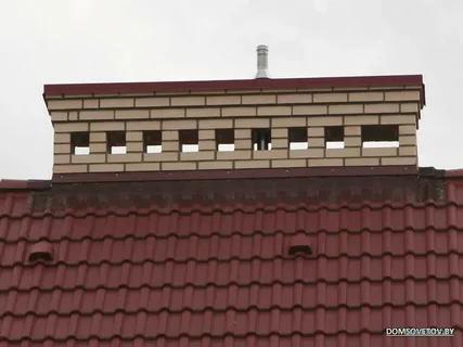 Из чего изготовить ветрозащиту для выходных каналов вентиляционной шахты.